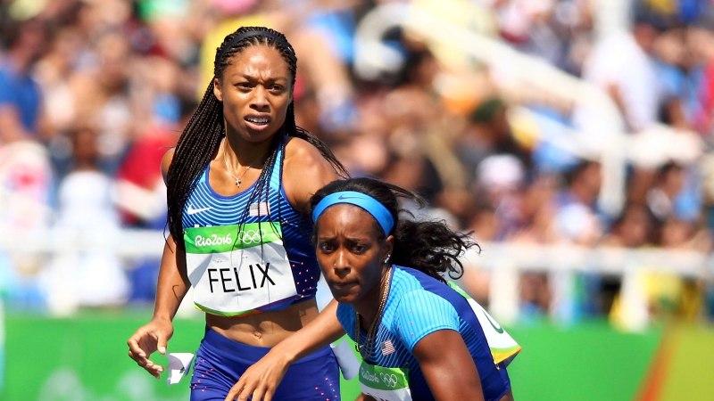 FOTOD | POLE PULKA, POLE PIDU! USA sprinterid ei saanud teatevahetusega hakkama