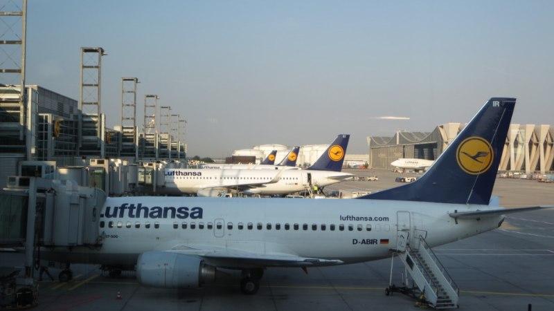 Terrorihirm lennutab Lufthansa teadmatusse