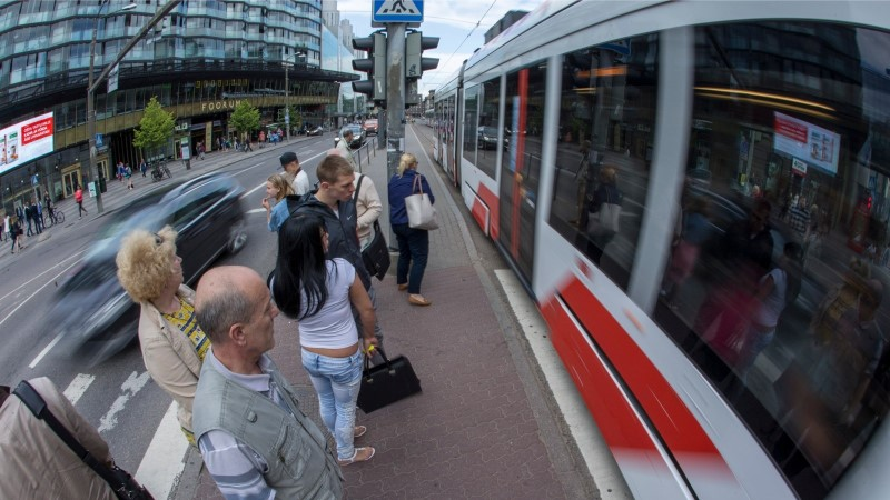 Septembrist saab taas trammiga Balti jaama