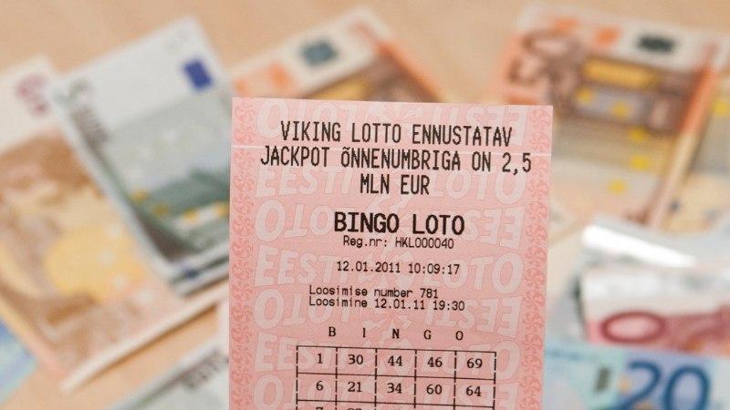 KAS ÕNN NAERATAS? Vaata tänaseid Bingo ja Viking Lotto võidunumbreid!