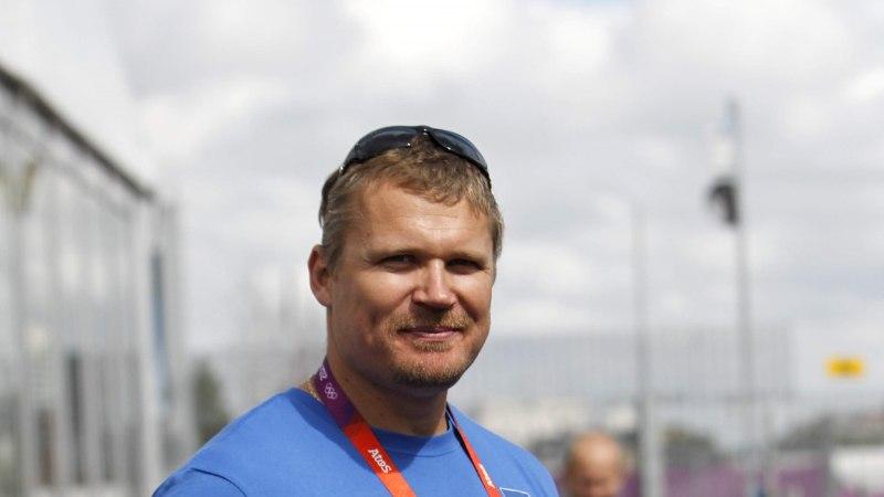 Aleksander Tammert: väike pidu ei tee sportlasele halba