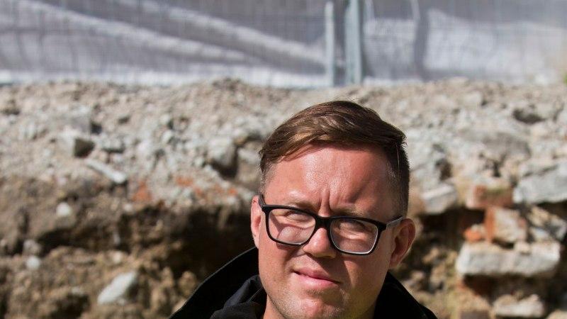Tallinnas leiti Põhjamaade uhkeim keskaegne veejuhe