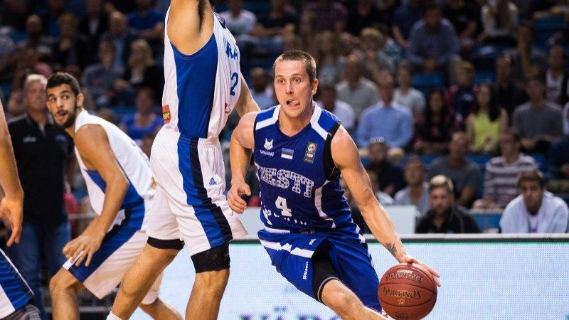 NII SEE JUHTUS | Sport 26.08: Reinar Hallik tabas 10 kolmest ja Eesti alistas Albaania 53 punktiga