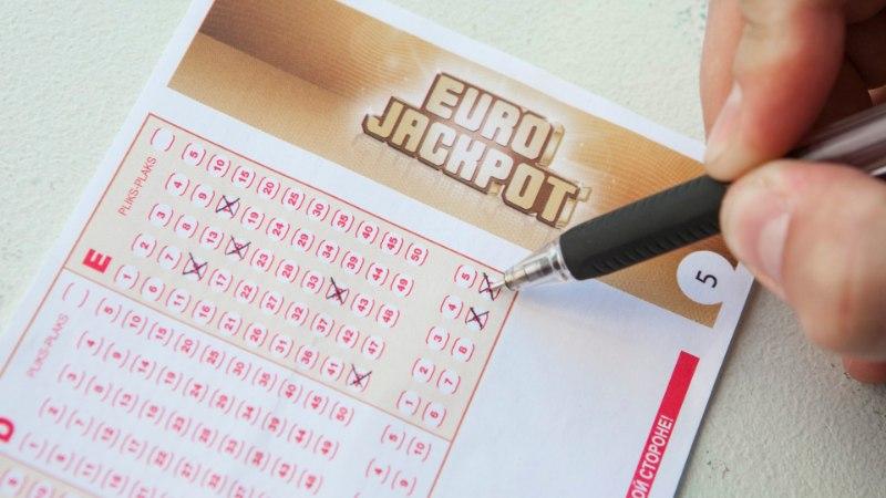 Sakslane võitis eurojackpotiga ligi 85 miljonit