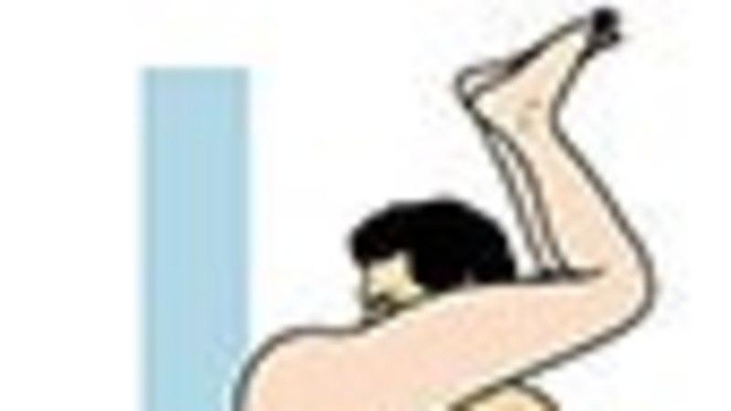 Секс позы для мышц