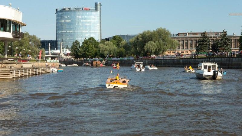 Jõekino, luulelaev ja kalapüügivõistlused: Tartus algab Emajõe festival