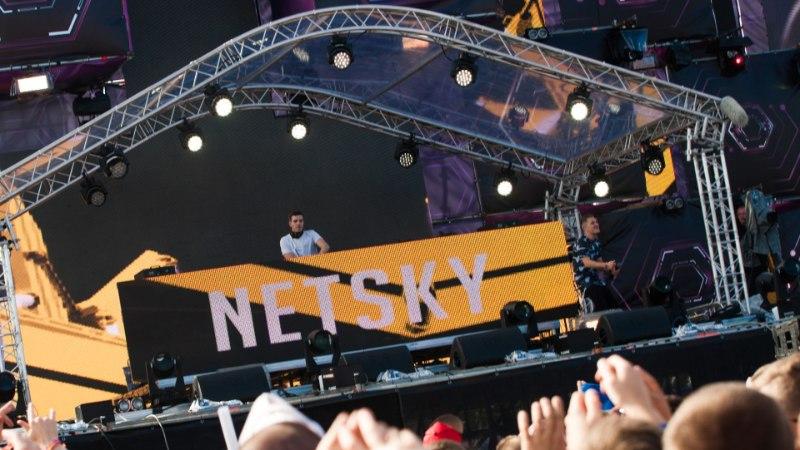 ÕHTULEHE VIDEO | Netsky: eestlaste energia on imeline!