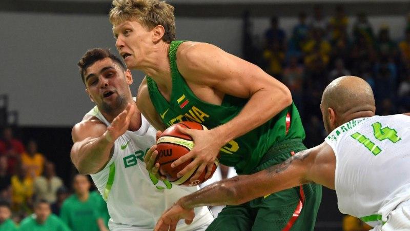 Andres Sõber Rio korvpalliturniirist: ainult sellise meeskonnahingega nagu Austraalial on, võib USA-le vastu saada