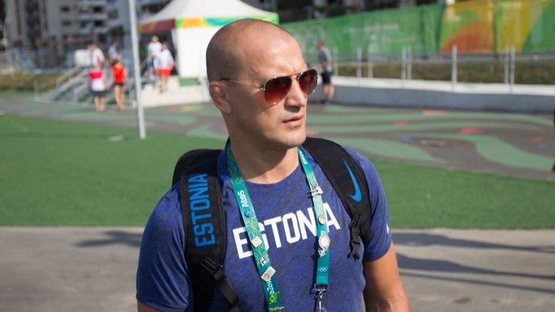 ÕL RIOS | Aleksei Budõlin oma hoolealusest: Grigori tahab esimesel olümpial maadelda ja võita