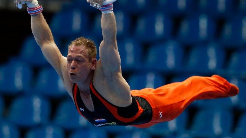 Hollandi võimleja saadeti finaali eel joomise eest koju