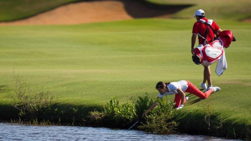 FOTOREPORTAAŽ   Golfi olümpiarajal varitsevad mängijaid nunnud, salakavalad ja verejanulised elukad!
