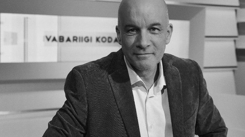 HÜVASTI... Suri ERR-i tuntud ja armastatud ajakirjanik Aarne Rannamäe