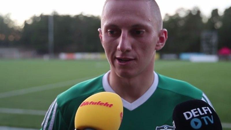 ÕHTULEHE VIDEO | Pavel Marin: Kalju oli täna täielik null!
