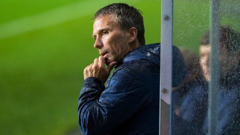 Eesti jalgpallikoondist asub juhendama ülikogenud treeneritetiim