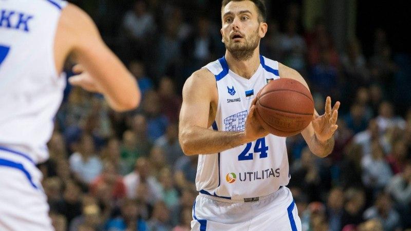 ÜLLATUS! Eesti korvpallikoondislane hakkab mängima Argentiinas
