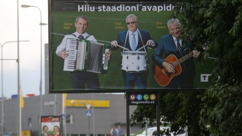 Kaljulaid ei mäleta, kuidas poliitikud reklaamile said