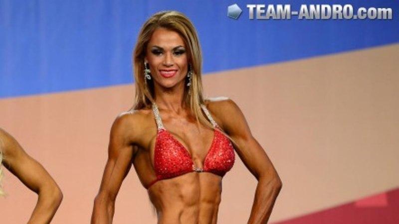 Egle Eller-Nabi võistleb esimese Eesti naisena maailma suurimal kulturismi- ja fitnessivõistlusel