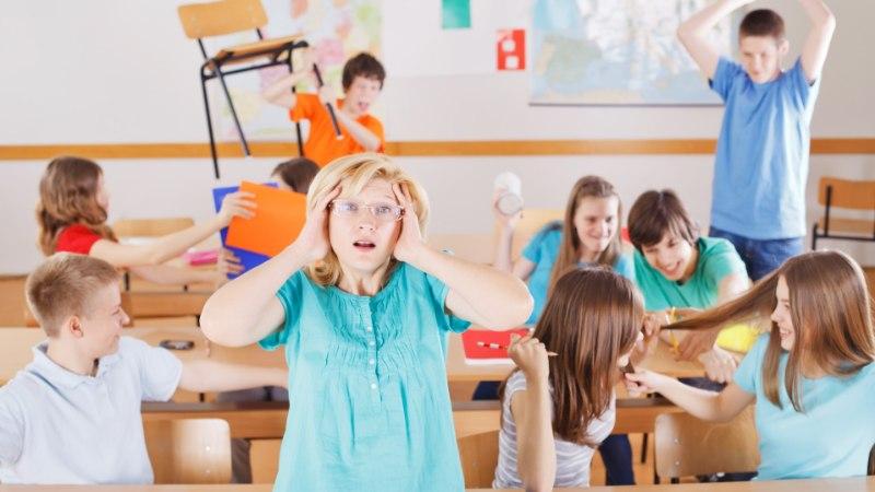 Eesti kooli uus tava: õpilane karjub õpetaja peale, et tehtagu kolmed kohemaid neljadeks!