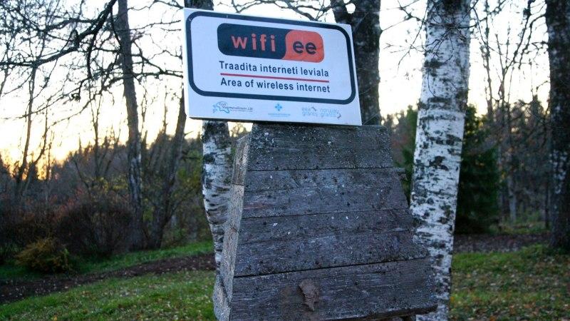 Kas tasuta wifi lõpu algus?