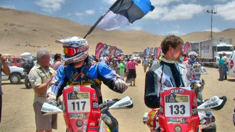 VÄGEV: Eestlased lähevad jälle Dakari rallile!
