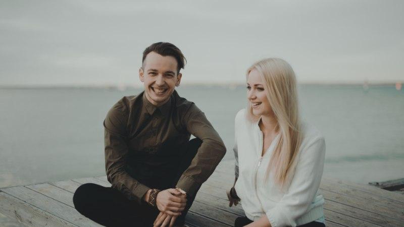 Kerli Kivilaan ja Norman Salumäe lõid ühise bändi