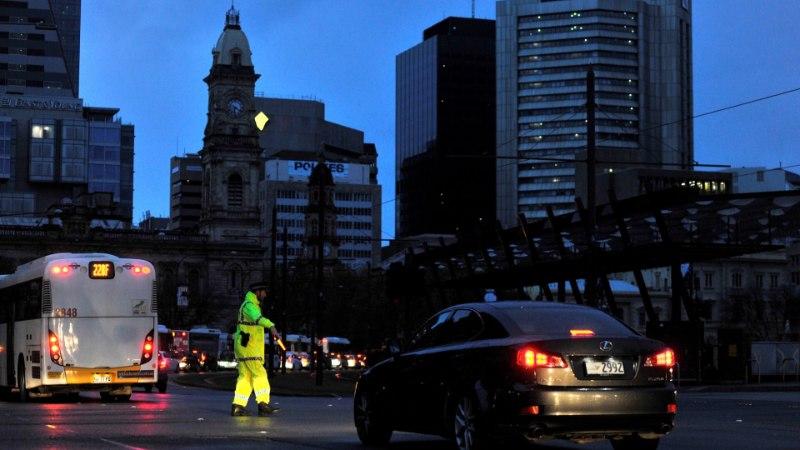 FOTOD | Lõuna-Austraalia ägab tohutu tormi käes