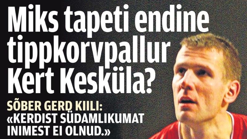 VIIS AASTAT JÕHKRAST VERETÖÖST: tuntud korvpallurit Kert Kesküla rünnanud ja tapnud noortejõugust pooled on juba vabadusse pääsenud
