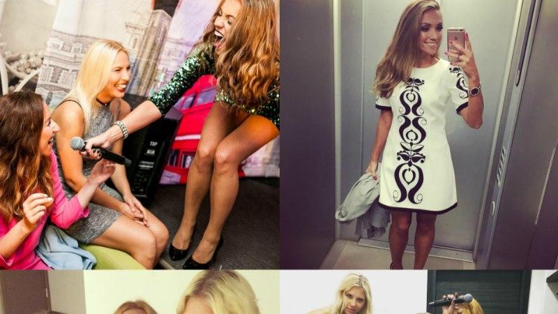 SEPTEMBRIKUUL rokkisid Instagramis La La Ladies tüdrukud!