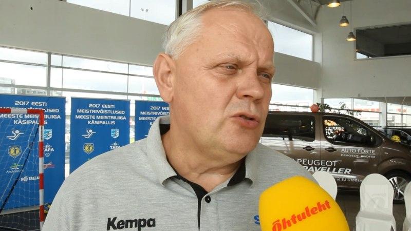 ÕHTULEHE VIDEO | Kalmer Musting: tahame klubi ajaloos uue lehe pöörata ja kolmanda järjestikuse tiitli võita