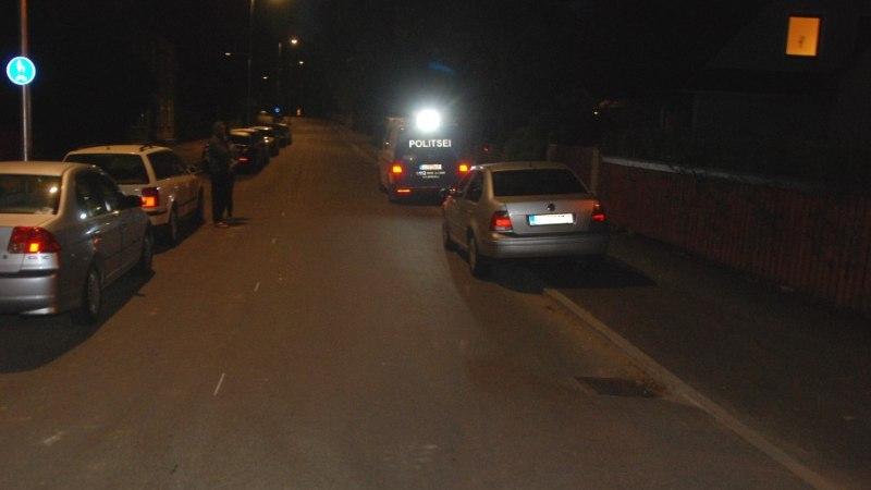 Politsei otsib Tartus Roosi tänaval juhtunud avarii tunnistajaid