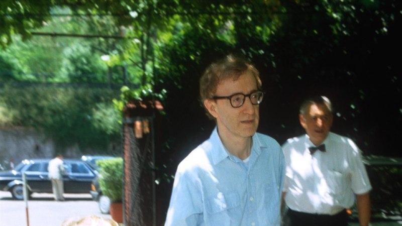 Woody Allenit pilastamises süüdistanud kasutütar sai emaks