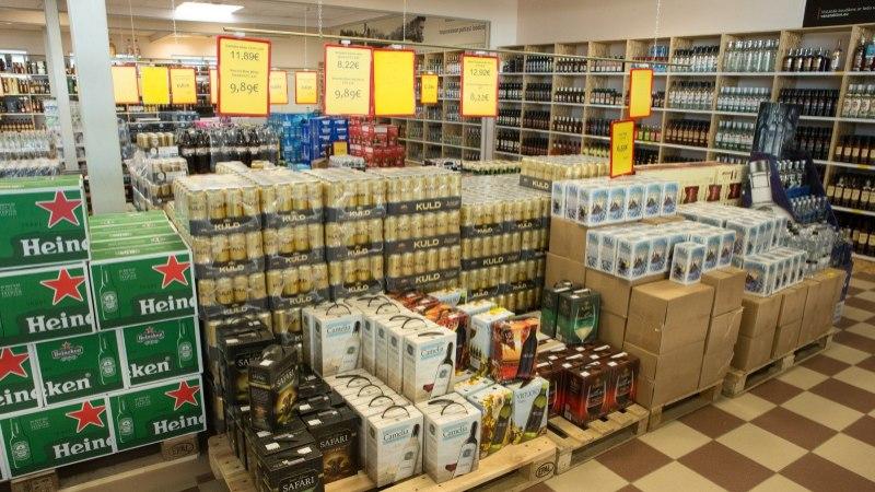 Iga neljas eestimaalane käib Lätis alkoholi ostmas