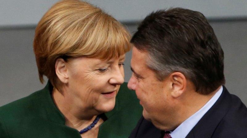 Asekantsler Gabriel asub Merkeliga valimisvõitlusse?