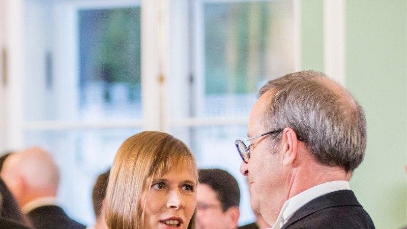 Miks saab Kaljulaid postmargi enne Ilvest?