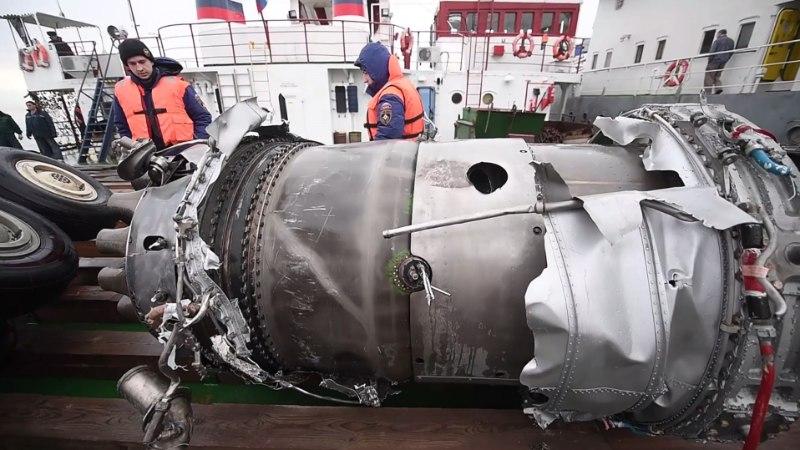 Vene sõjalennuki kukutas Musta merre diversantide magnetpomm?
