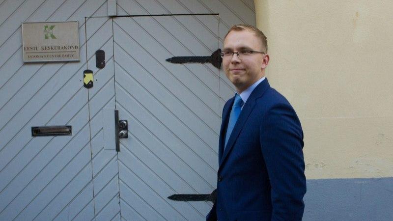 Tallinna kesklinna vanema kandidaat on Taavi Pukk