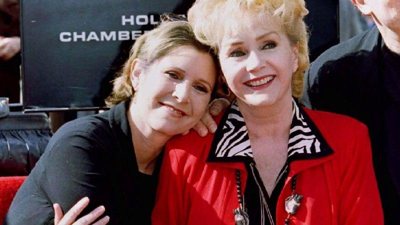 """""""Ma ei tahtnud tema lähedal olla. Ma ei tahtnud  olla Debbie Reynoldsi tütar!"""""""