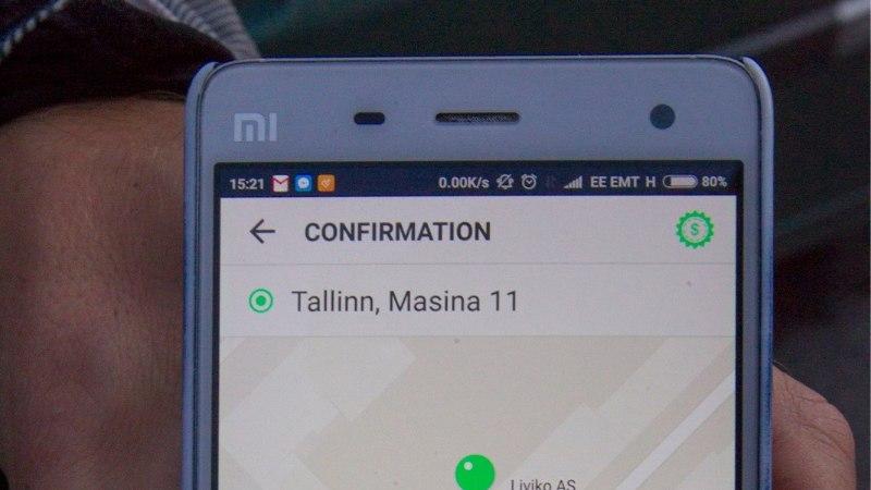VAATA PÕNEVID FAKTE: Taxifyga sõideti Eestis 20 miljonit kilomeetrit