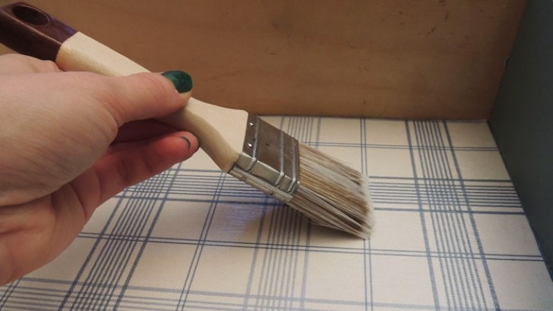 BLOGI! Kriidivärvieksperiment: retro-kapi uuendus - nuppudest sahtliteni