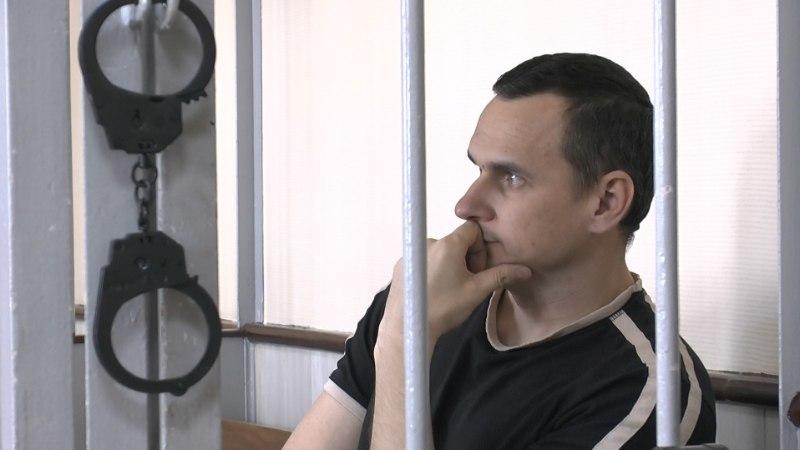"""Eesti dokumentaalfilm """"Protsess: Venemaa riik Oleg Sentsovi vastu"""" valiti Berliini filmifestivali programmi"""
