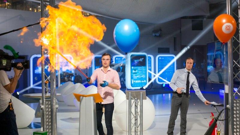 """""""Rakett 69"""" võitjad loovad uutele võistlejaile ülesandeid"""