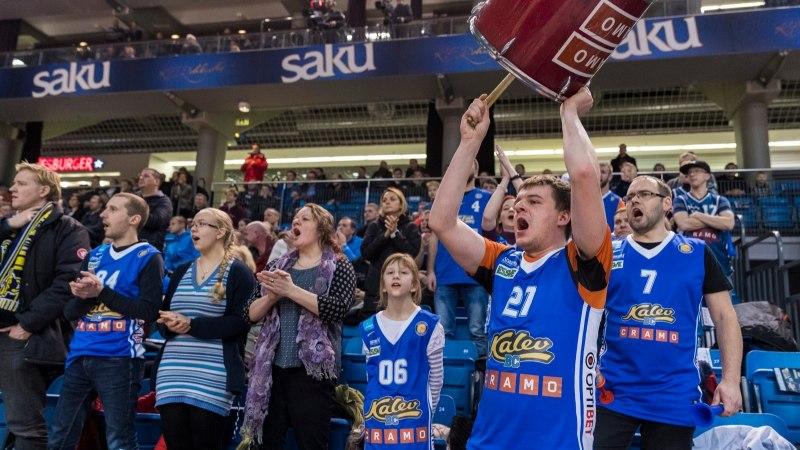 7 VÕTIT   Ühisliigas kolmas võit, BC Kalev/Cramo - Permi Parma 85:79 + GALERII
