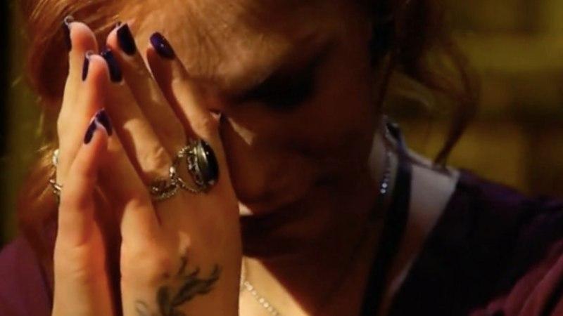 """JAHMATAV PIHTIMUS: Marilyn Kerro paljastas """"Selgeltnägijate tuleproovis"""", et püüdis endalt elu võtta"""