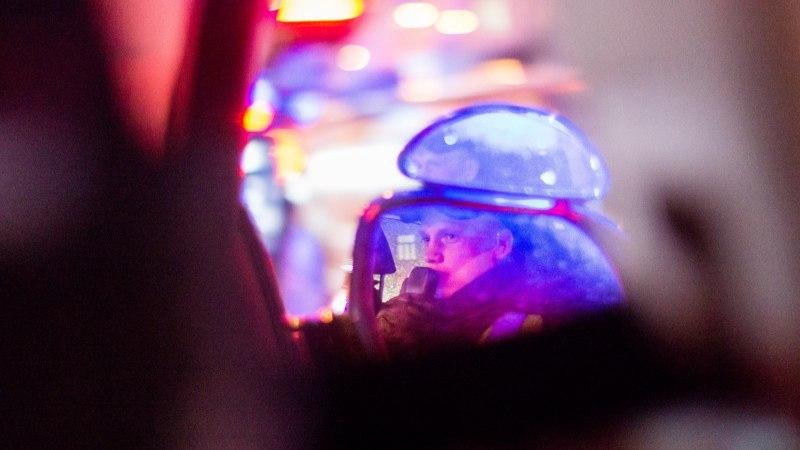 Politsei tabas Tartus inimesi relvaga sihtinud mehe