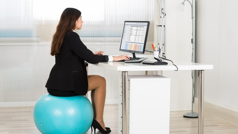 Eesti finantsasutuste töötajail on tervis töökeskkonnas hoitud
