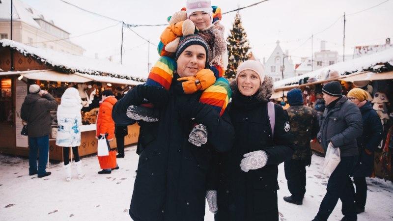 """Vene turist Tallinnas: """"Sa tõesti tunned siin tõelist Euroopat!"""""""