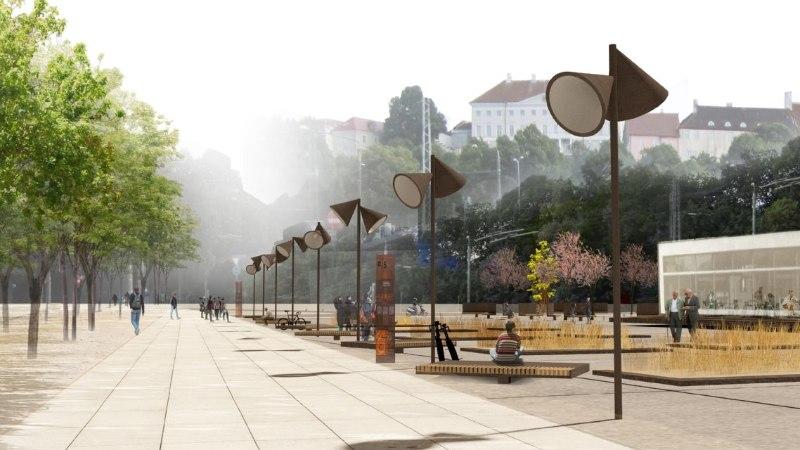 Vana-Kalamaja tänavaruumi ideekonkursi võitis arhitektuuribüroo Kavakava