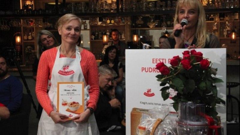 Eesti Parim Pudrumeister 2017 valitud!