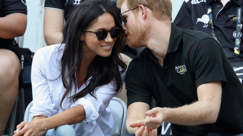 Prints Harry ja Meghan Markle on salaja kihlunud?