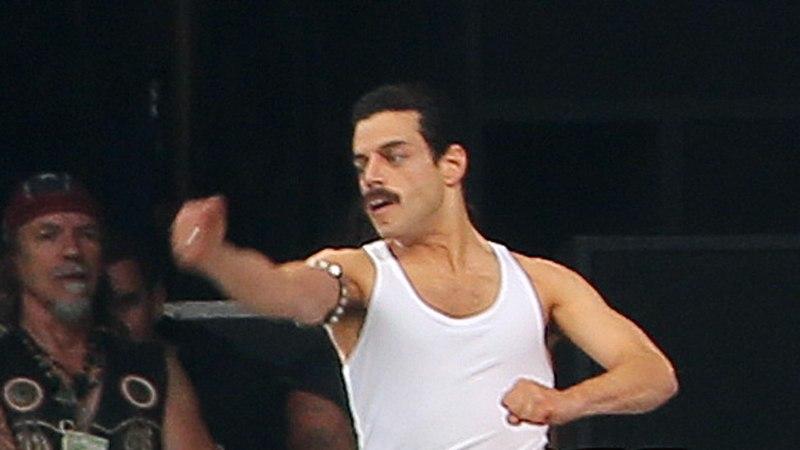 Kas Queeni filmis varjatakse Mercury eksootilist päritolu?